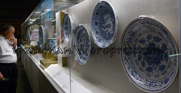 China Blue and White
