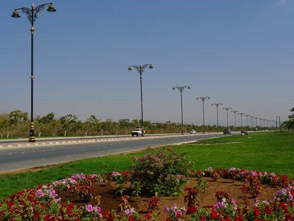Salalah Thumrait Road
