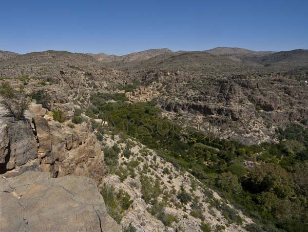 Oman Jebel Akhdar