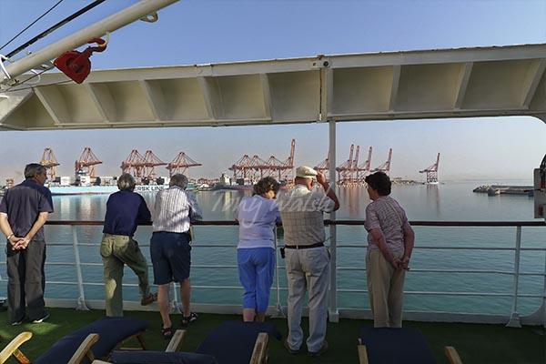 Salalah Port Island Sky Cruise
