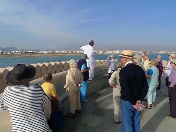 Visit to Sur in Oman