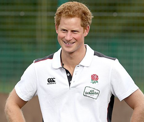Prince Harry to Visit Oman