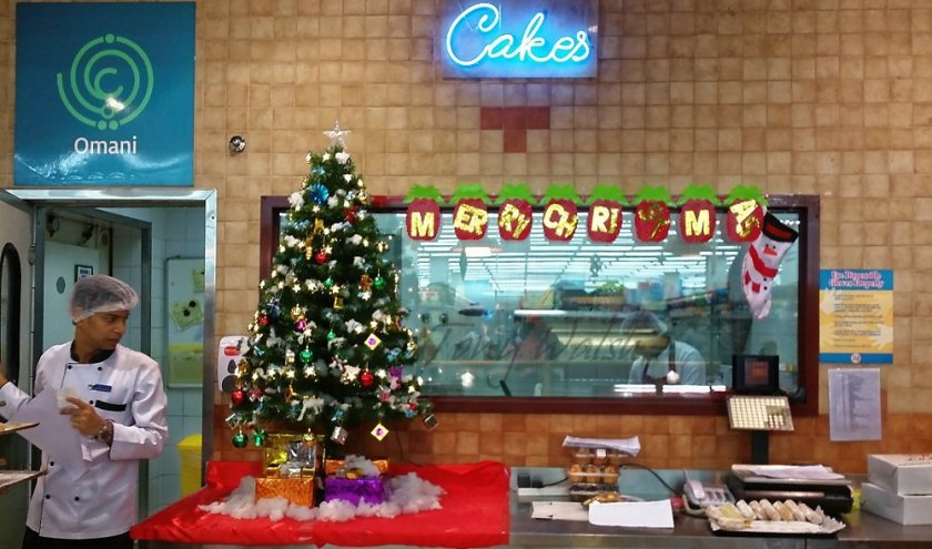 Lulu Christmas Cakes