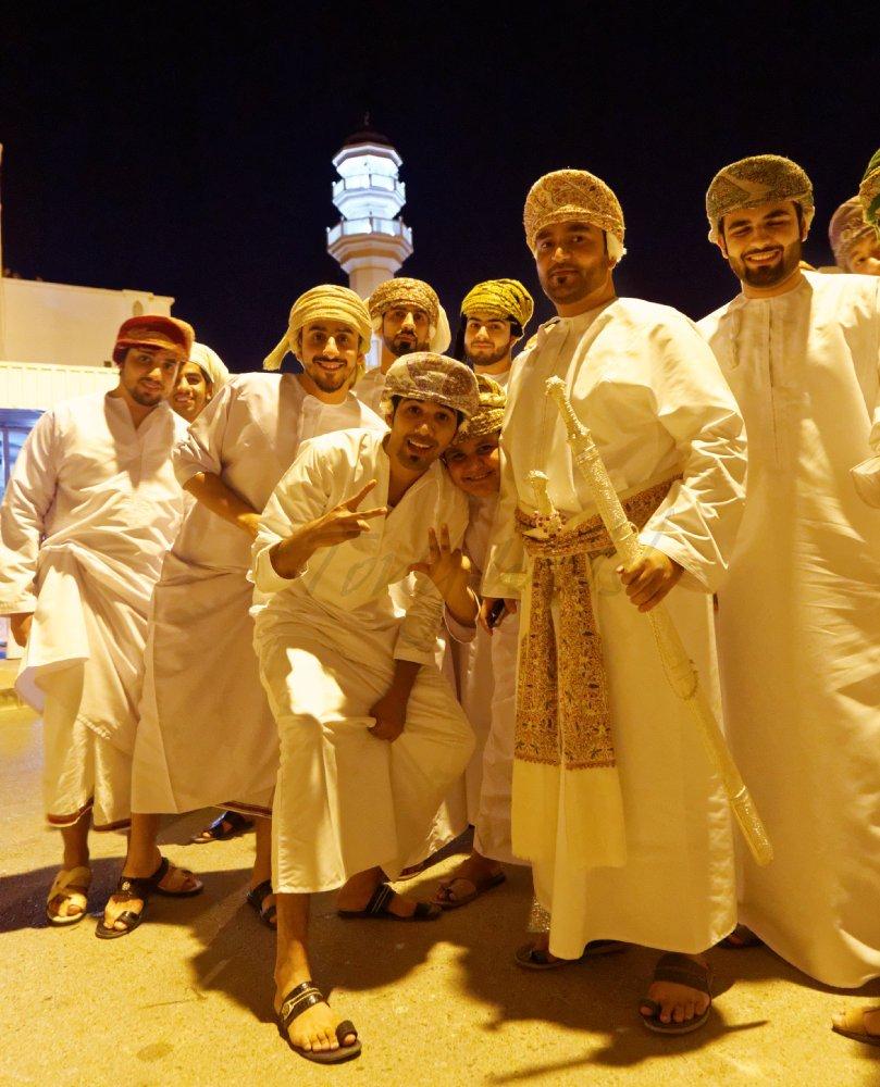 Abdulaziz Al Wahaibi Wedding celebration in Muscat