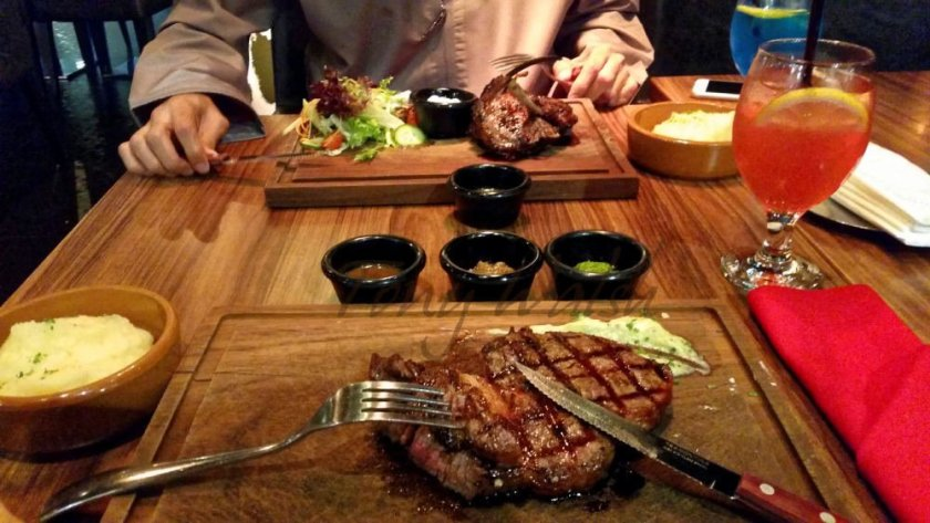 Steak Company Rib Eye