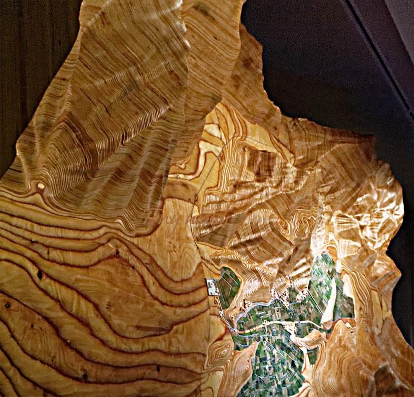 Birkat Al Moz in 3D Wood