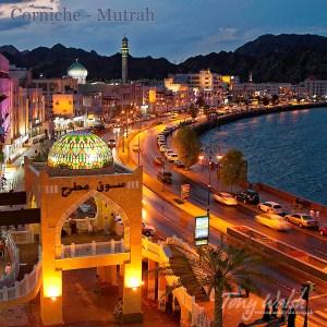 Corniche Mutrah