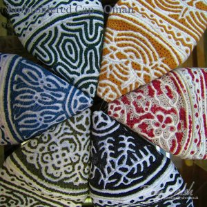 Embroidered Cap Oman