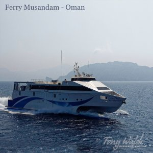 Ferry Musandam Oman
