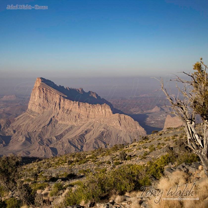 Jabal Misht Oman