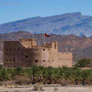 Jabrin Fort Bahla