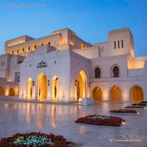 Royal Opera House Muscat