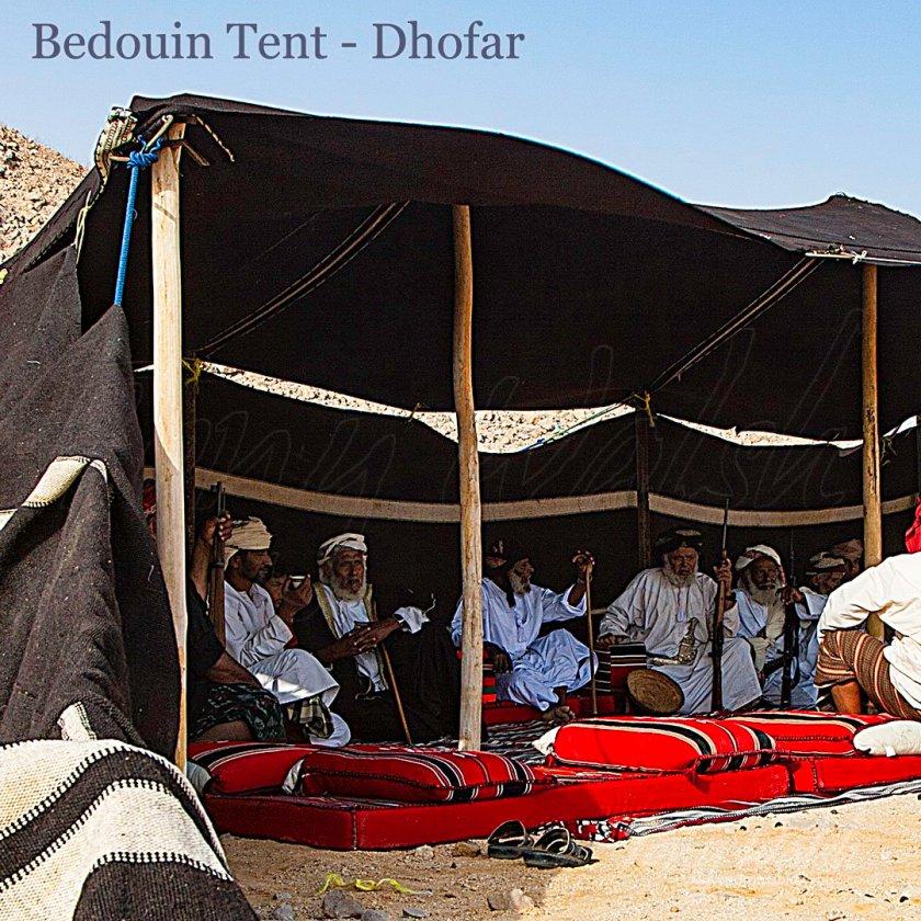 bedouin tent Dhofar