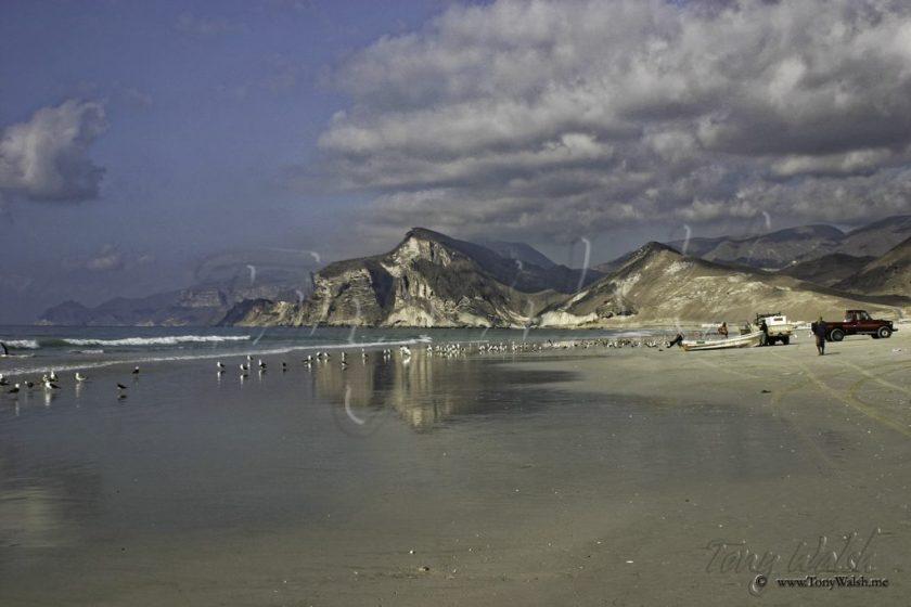 Mughsayl Beach Beaches in Oman