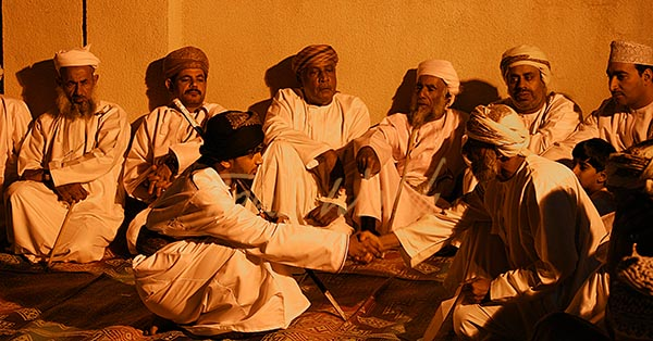 Wedding Jabal Akhdar