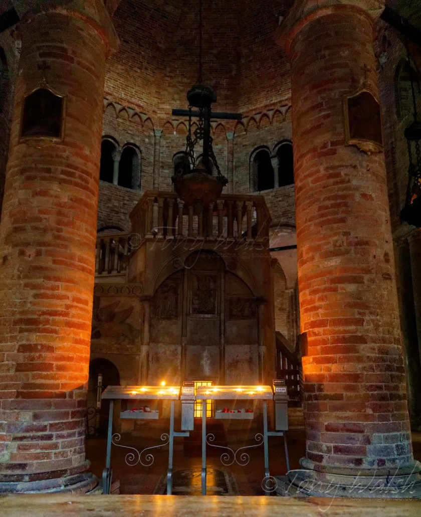 Church of the Holy Sepulchre Bologna