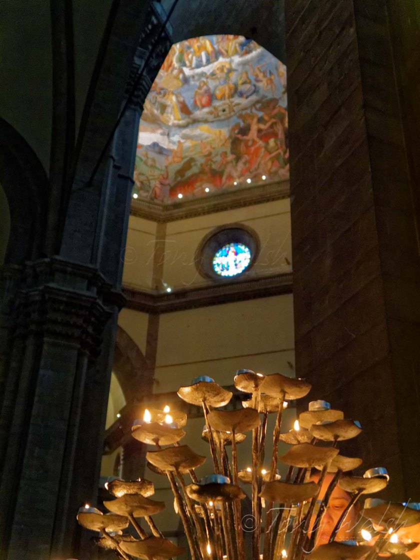 Interior Santa Maria del Fiore Florence