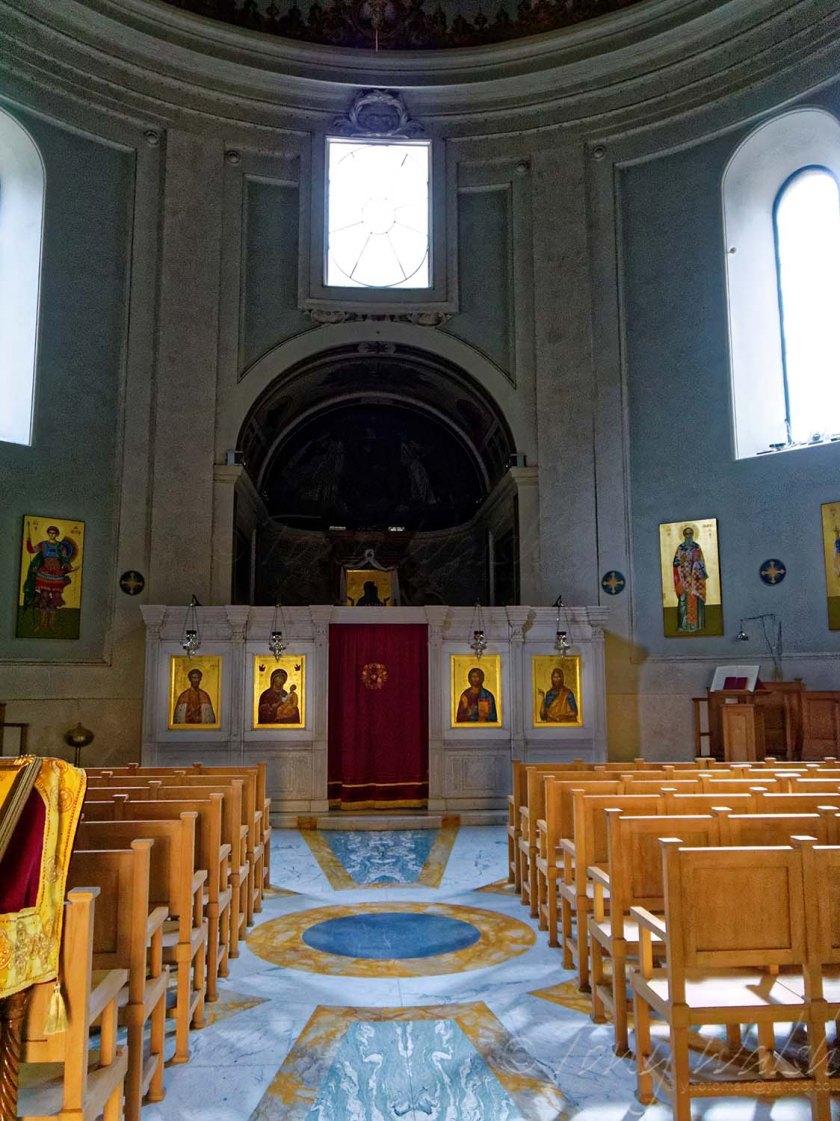 San Teodoro Orthodox church Rome