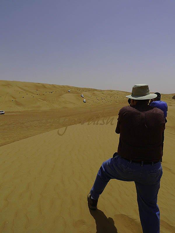 Wahaiba Desert Oman
