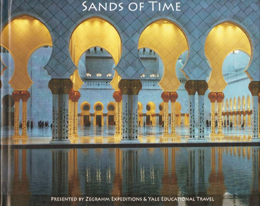 Sands of Time Cruise Booklet