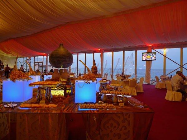 Al Bustan Iftar Buffet