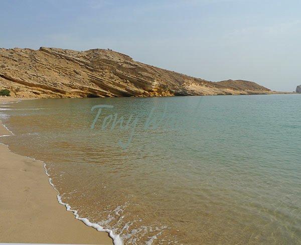 Bandar Jissah Beach