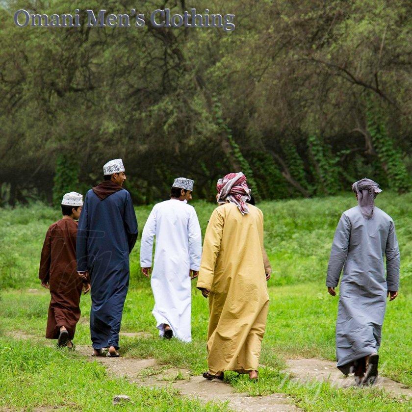 Omani Dishdasha
