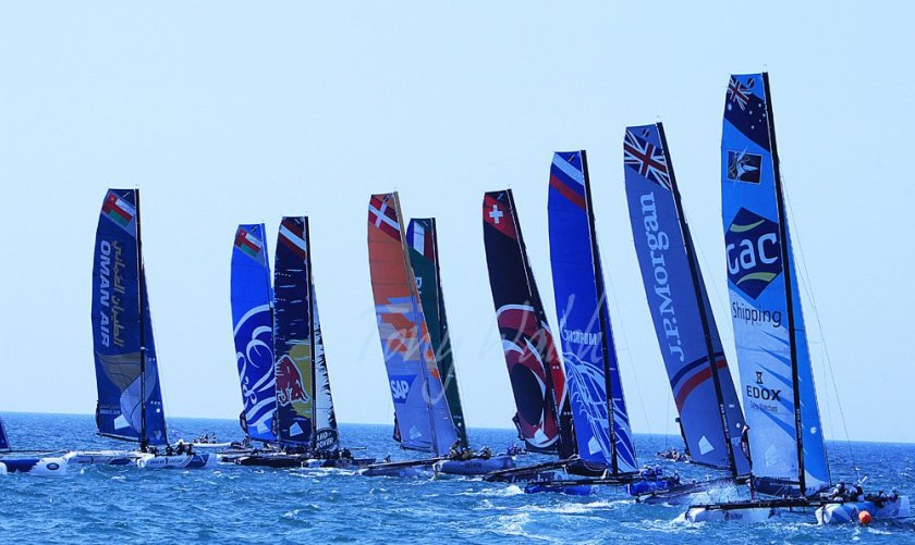 Red Bull Extreme Sailing