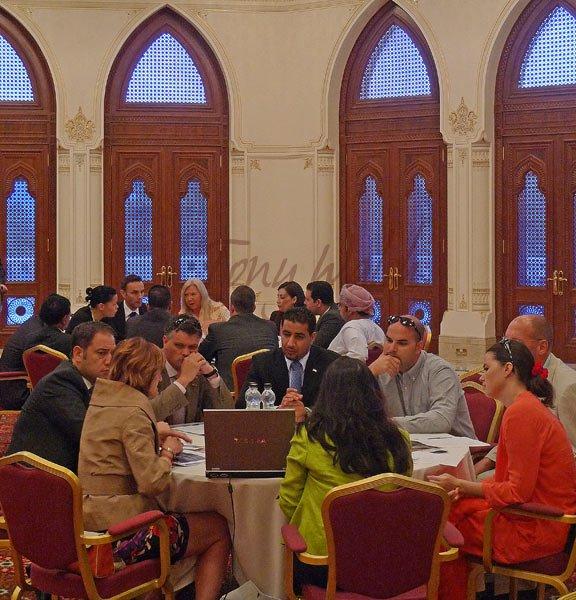 Representation Plus at Al-Bustan Oman