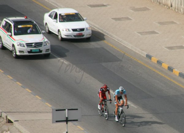TOUR OF OMAN 2012 leaders
