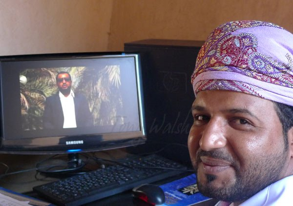 The Poet Adil AlAwadi