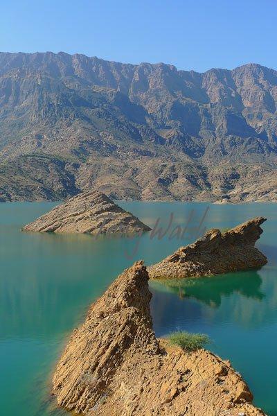 Wadi Dayqah Dam Quriyat