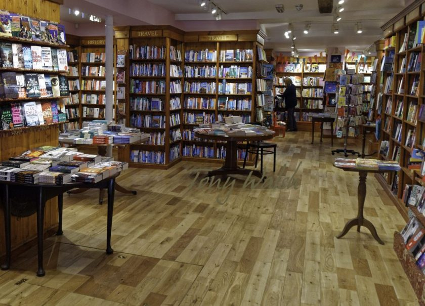 Harts Books Interior