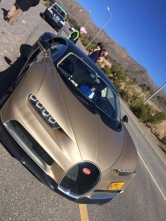 Top Gear up in Al Jabal Al Akhdar by Muscat Daily