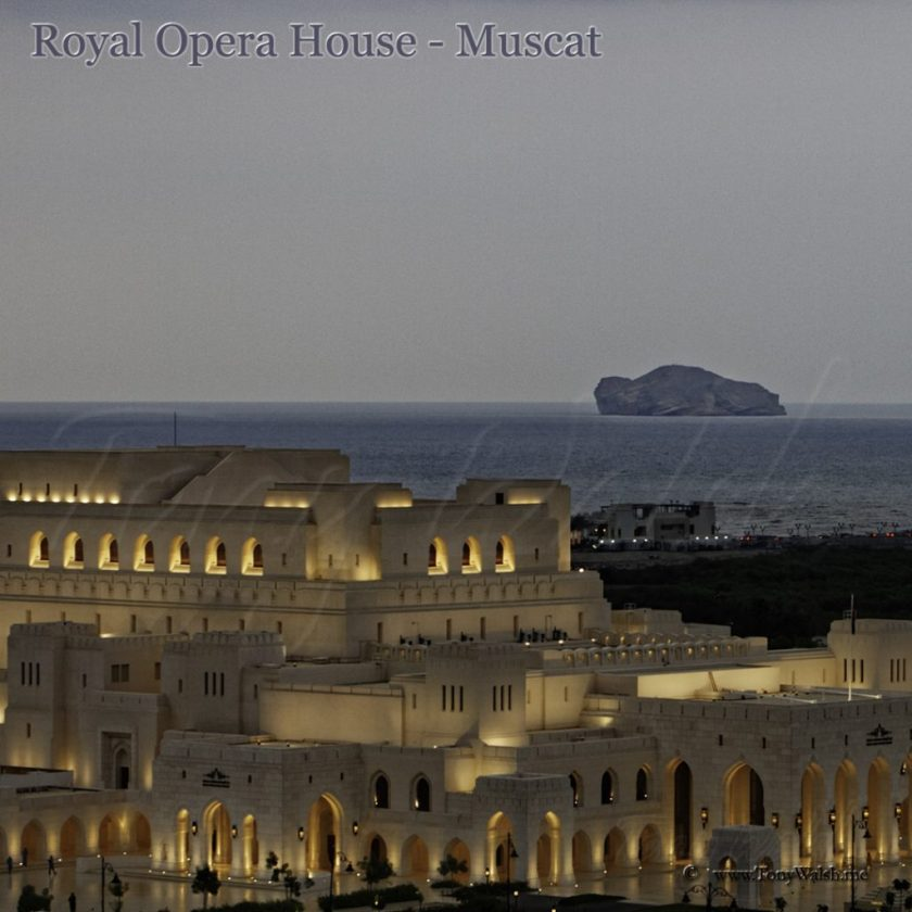 Royal Opera House - Muscat