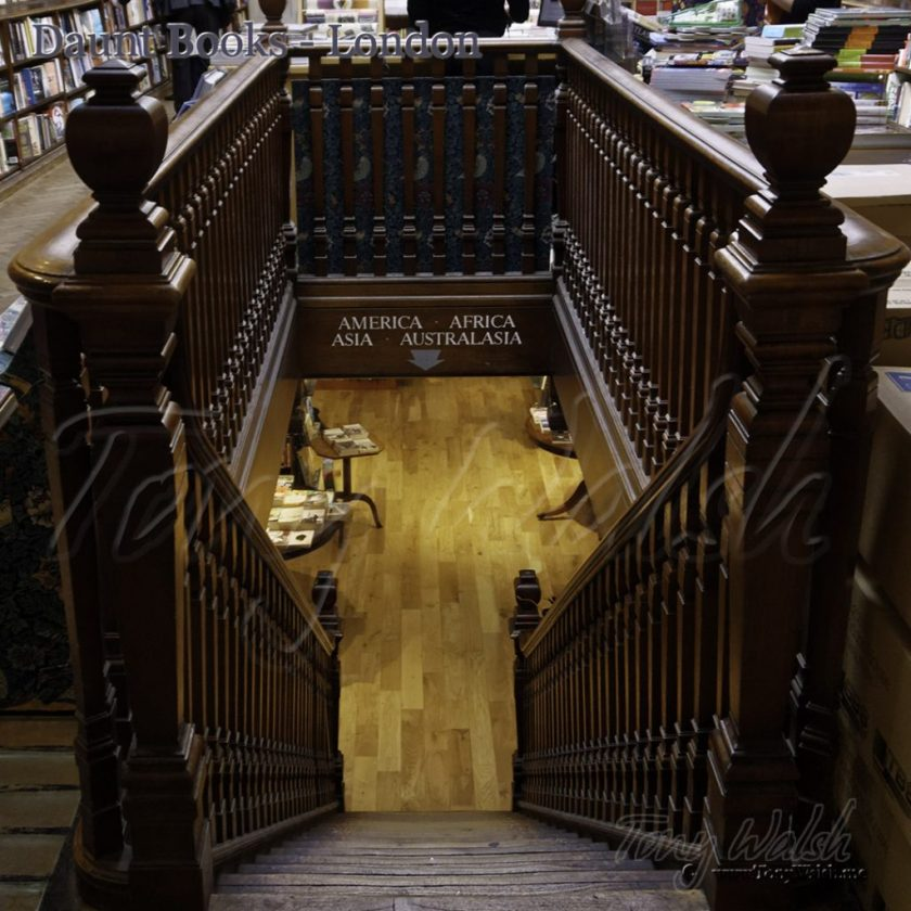 Daunt Books - London
