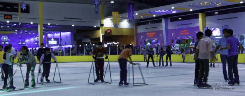 Ice Skating Oman Oman's Top 5 things in May