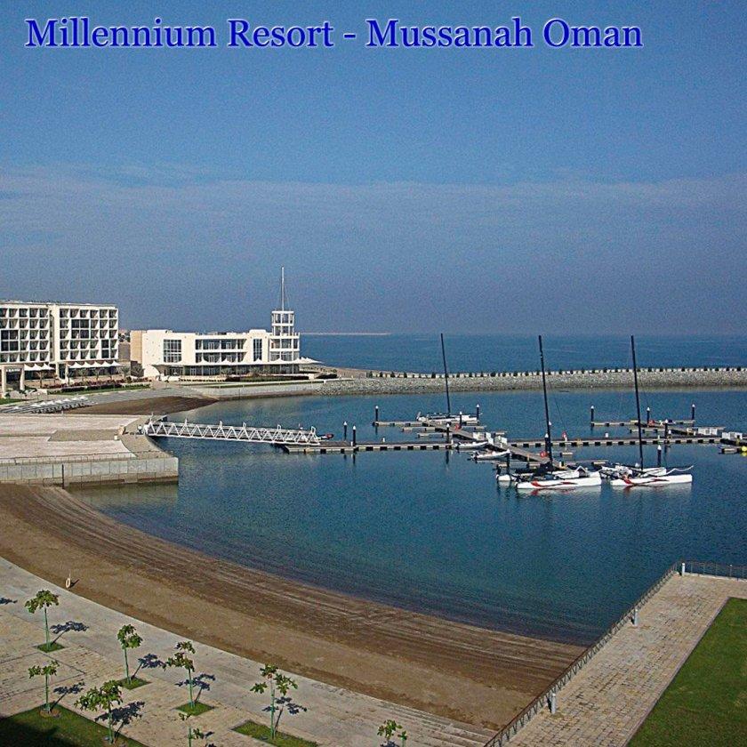 Millennium Resort Mussanah Oman