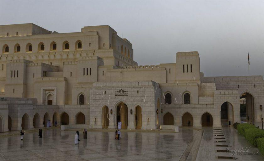 Opera Royal Muscat