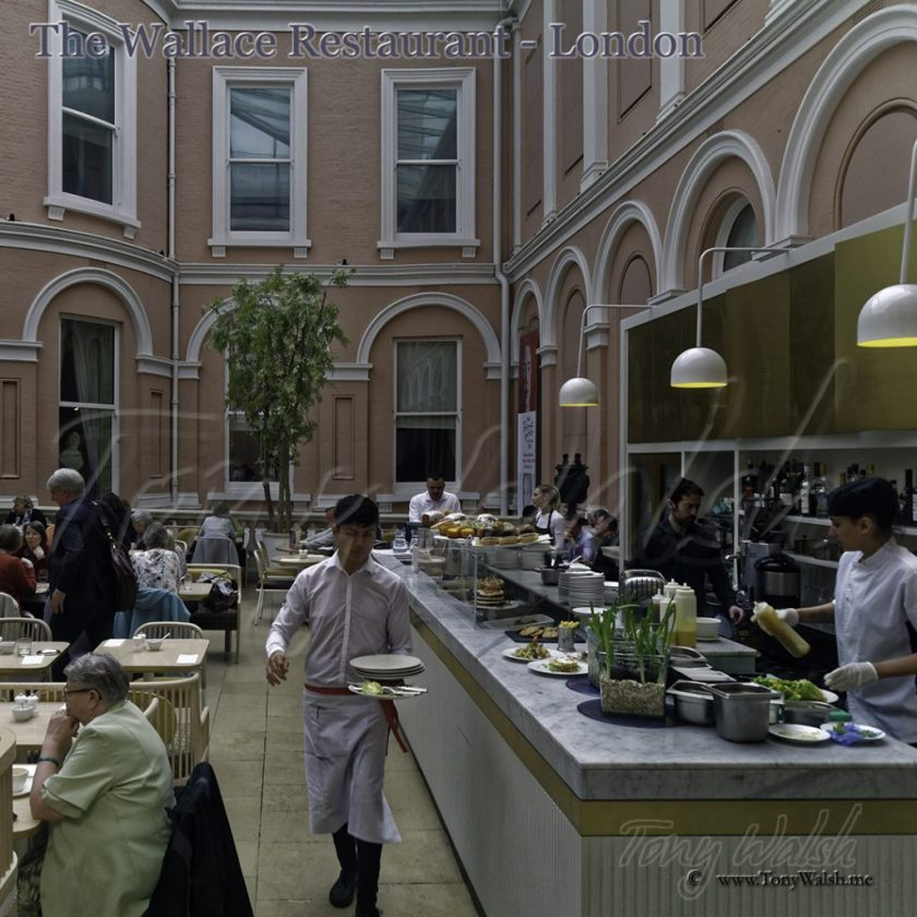 The Wallace Restaurant - London