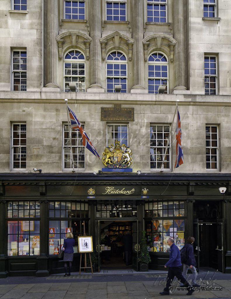 Hatchards 1797 London
