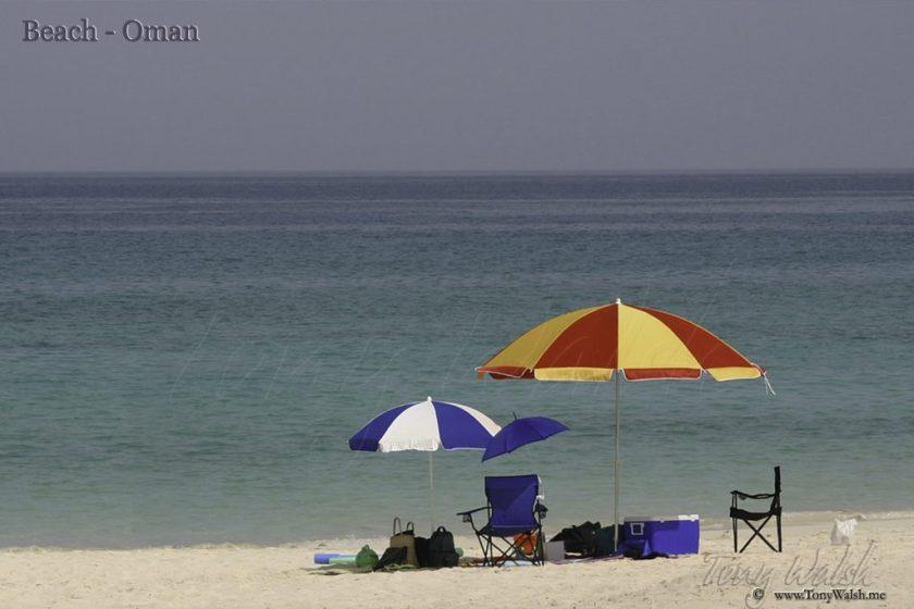Beach-Oman