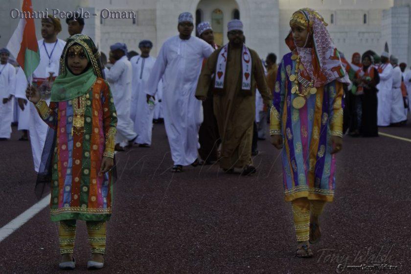 Omani People - Oman