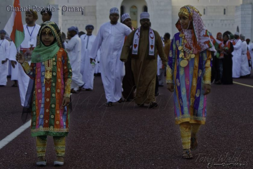 Omani People - Oman