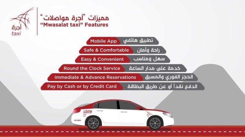 Oman Taxi Fare 2 Services