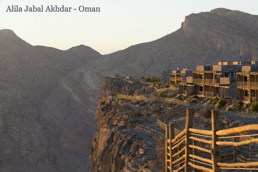 Alila - Jabal Akhdar -Oman