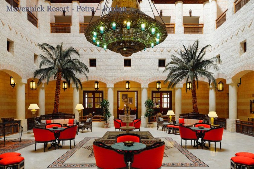 Movenpick Resort - Petra - Jordan