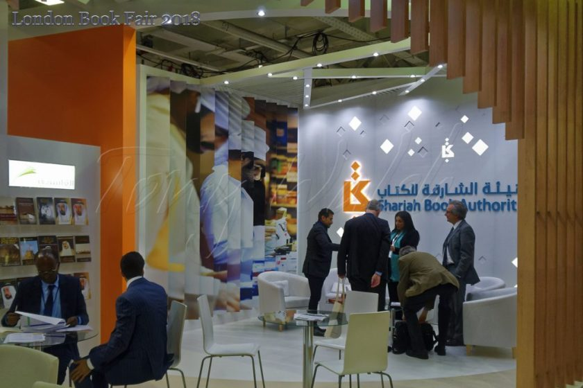 Sharjah Book Authority – London Book Fair
