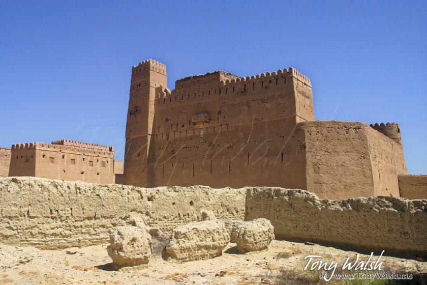 Al Hamouda Fort Bani Bu Ali