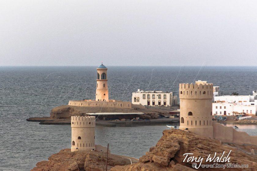 Lighthouse and Al Ayjah - Sur